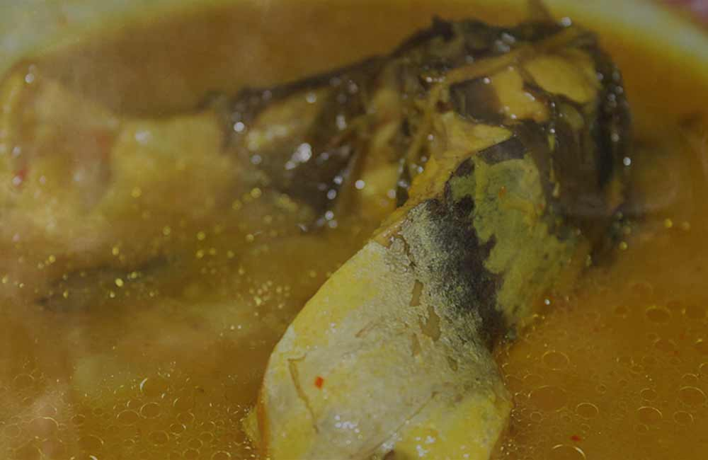 CATFISH IN FERMENTED DURIAN