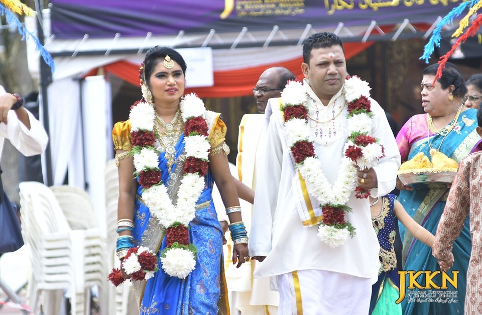 THE CULTURE AND CUSTOM OF THE INDIAN COMMUNITY: WEDDING:  BEFORE A WEDDING